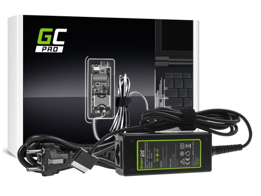 [GCL.AD60P] AC adapter za punjač Green Cell PRO za Asus Eee Pad transformator TF101 TF201 TF300 TF300T TF300TG 15V 1.2A 18V