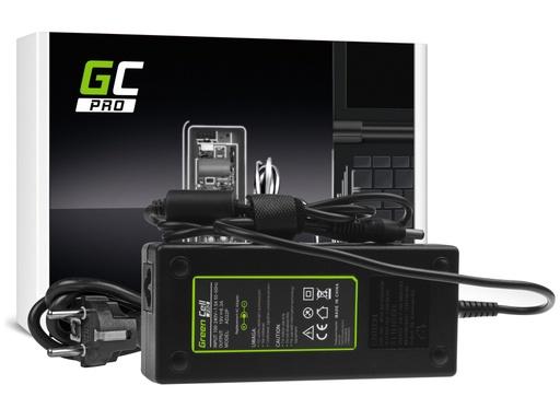 [GCL.AD22P] AC adapter za punjač Green Cell PRO za Asus G56 G60 K73 K73S K73SD K73SV F750 Ks750 MSI GE70 GT780 19V 6.3A 120V