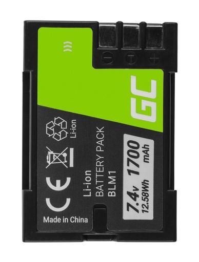 [GCL.CB83] Baterija Green Cell ® BLM-1 BLM1 za fotoaparate Olimpus CAMEDIA C-7070, E-300, volt E-500 7,4V 1700mAh