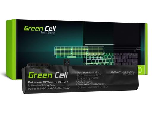 [GCL.MS16] Baterija Green Cell BTI-M6H za MSI GE62 GE63 GE72 GE73 GE75 GL62 GL63 GL73 GL65 GL72 GP62 GP63 GP72 GP73 GV62 GV72 PE60 P