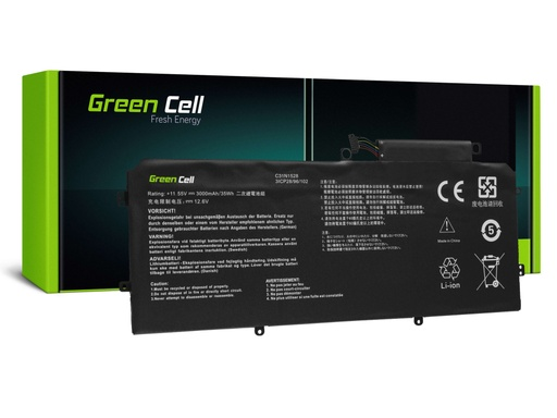 [GCL.AS152] Green Cell baterija za laptop Asus ZenBook Flip UX360C UX360CA C31N1528