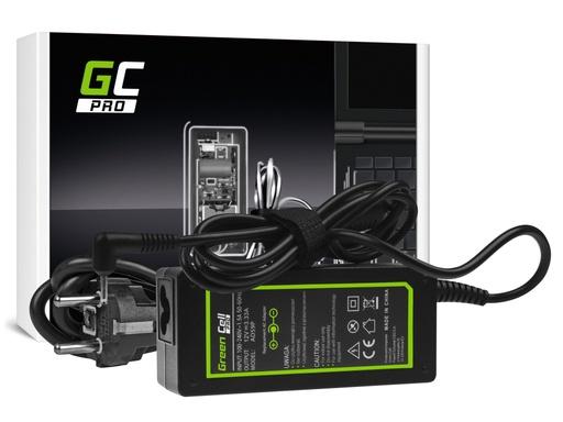 [GCL.AD59P] Punjač Green Cell PRO 12V 3.33A 40V za Samsung 303C KSE303C12 500C KSE500C13 500T KSE500T1C 700T KSE700T1C