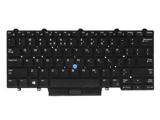 [GCL.KB278US] Tastatura za laptop Dell Latitude E5450 E5470 E5480 E7450 E7470 E7480
