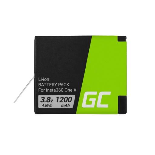 [GCL.CB90] Baterija zelena ćelija za Instak INSTA360 ONE Ks 3.8V 1200mAh