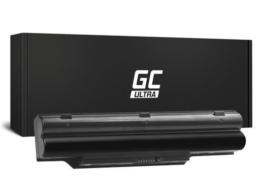 [GCL.FS10ULTRA] Baterija za prenosni računar Zelena ćelija ULTRA FPCBP250 za Fujitsu-Siemens LifeBook A530 A531 AH530 AH531