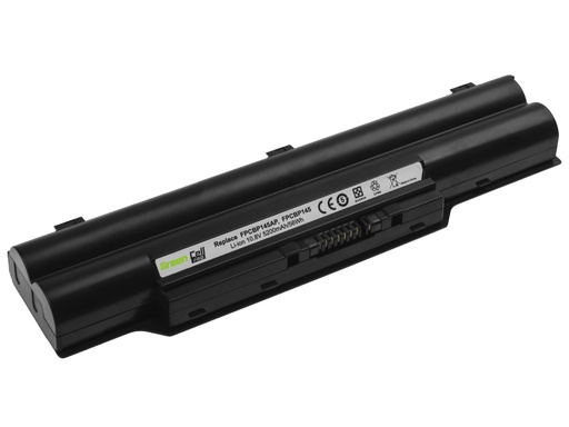 [GCL.FS07PRO] Baterija Green Cell PRO FPCBP145 FPCBP282 za Fujitsu LifeBook E751 E752 E781 E782 P770 P771 P772 S710 S751 S752 S760 S761