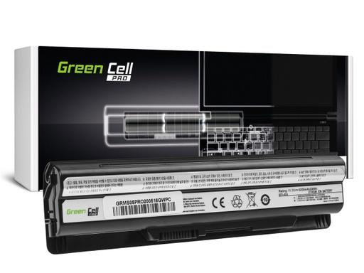 [GCL.MS05PRO] Baterija Green Cell PRO BTI-S14 BTI-S15 za MSI CR650 CKS650 FKS400 FKS600 FKS700 GE60 GE70 GP60 GP70 GE620