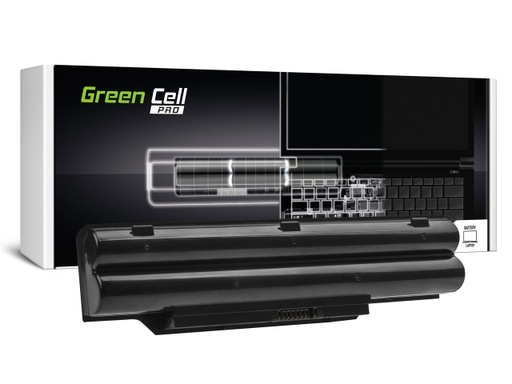 [GCL.FS29PRO] Green Cell PRO baterija FPCBP331 FMVNBP213 za Fujitsu Lifebook A532 AH532