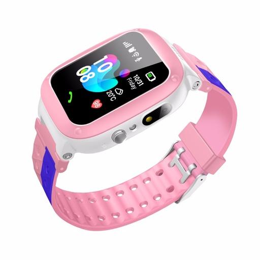 Dečiji smart sat Q18 WiFi Pozicioniranje IP67 Vodootporan HD Ekran Glasovne Poruke
