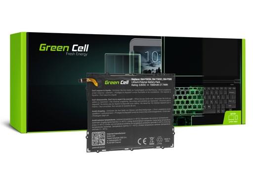 [GCL.TAB29] Green Cell Tabletna baterija EB-BT585ABA Samsung Galaki Tab A 10.1 T580 T585