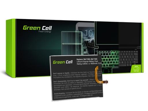 [GCL.TAB42] Green Cell Tabletna baterija EB-BT280ABA EB-BT280ABE Samsung Galaki Tab A 7.0 Galaki Tab E 7.0 T280 T285