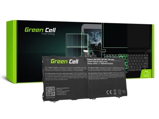 [GCL.TAB25] Green Cell Tabletna baterija EB-BT800FBE EB-BT800FBU Samsung Galaki Tab S 10,5 T800 T805