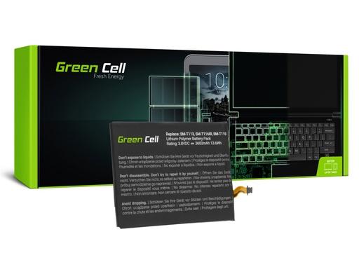 [GCL.TAB32] Green Cell Tabletna baterija EB-BT111ABE EB-BT115ABC Samsung Galaki Tab 3 Lite T110 T113 T116 Neo T111