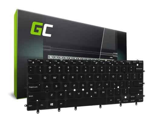 [GCL.KB312US] Tastatura za laptop Dell KSPS 15-9550 15-9560 Inspiron 15-7558 15-7568 sa pozadinskim osvetljenjem