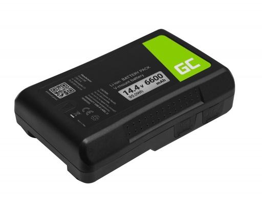 [GCL.CB92] V-nosač zelene baterije za Soni BP-95V 6600mAh 95Vh 14,4V