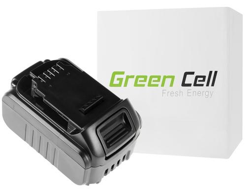 [GCL.PT91] Green Cell Baterija za električni alat za Devalt DCB184 DCB182 DCB180 18V 5Ah