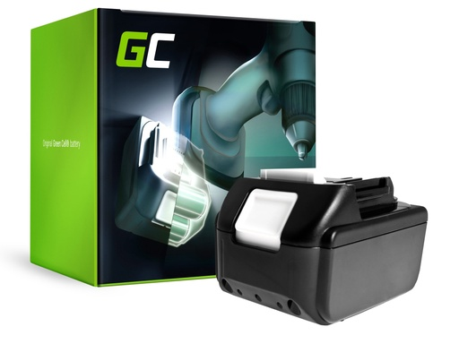 [GCL.PT93] Green Cell Baterija za električni alat za Makita BL1830 194204-5 18V 4Ah
