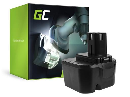 [GCL.PT194] Green Cell Baterija za električni alat B1222H B1230H BPT1025 za Riobi BD120 BD121 BD122 BID1211 BID1260 SA1202