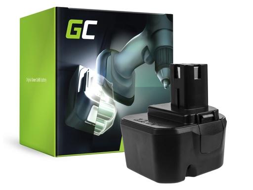 [GCL.PT195] Green Cell Baterija za električni alat B1222H B1230H BPT1025 za Riobi BD120 BD121 BD122 BID1211 BID1260 SA1202