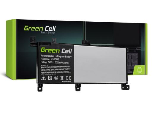 [GCL.AS111] Baterija Green Cell za Asus X556U / 7,6V 4100mAh