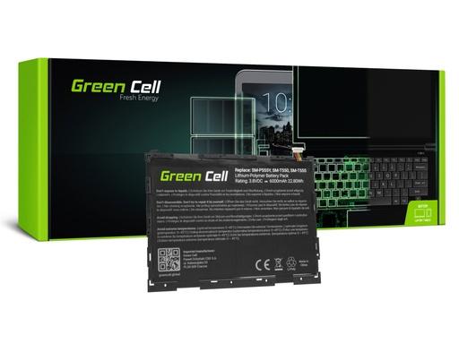 [GCL.TAB24] Green Cell Tabletna baterija EB-BT550ABE Samsung Galaki Tab A 9.7 T550 T555