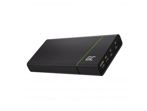 [GCL.PBGC04] Pover Bank Green Cell GC PoverPlai Ultra 26800mAh 128V 4-port