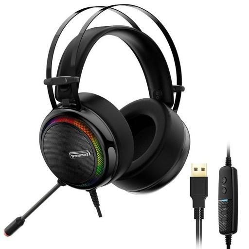 [HRT.63207] Tronsmart Glary Gaming RGB slušalice sa mikrofonom i linijskim upravljačem