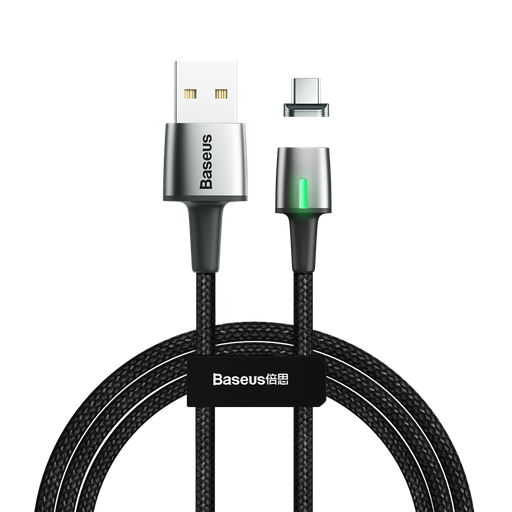 [HRT.51711] Baseus Zinc USB Type C Data kabl magnetni kabl 2A 2m
