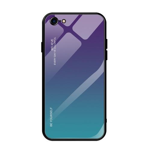 [HRT.55673] Gradient Glass Durable futrola za iPhone SE 2020 / iPhone 8 / iPhone 7