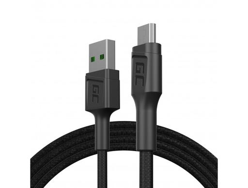 [GCL.KABGC20] Kabl Green Cell GC PoverStream USB-A - mikro USB 120 cm Ultra punjenje, KC 3.0