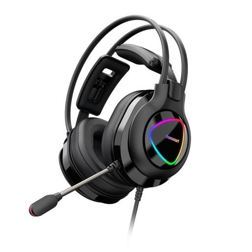 [HRT.63147] Tronsmart Glary Alpha Gaming RGB slušalice 3,5 mm mini jack sa mikrofonom i linijskim upravljačem