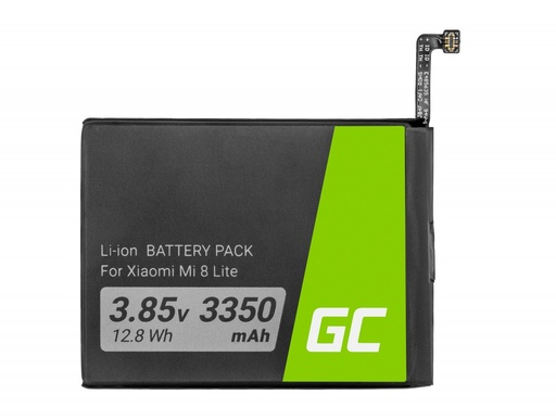 [GCL.BP137] Battery Green Cell BM3J for Xiaomi Mi 8 Lite