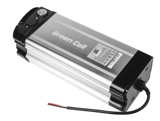 [GCL.EBIKE37U] Green Cell eBike Battery Silverfish 48V 20,4Ah 979Wh E-Bike Pedelec