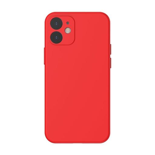 [HRT.64083] Baseus Liquid Silica futrola za iPhone 12