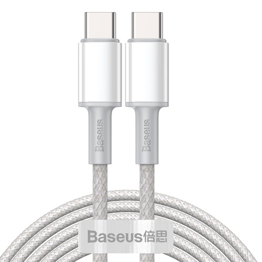 [HRT.64390] Baseus Type C > Type C data kabl PD QC 100W 5A 2m