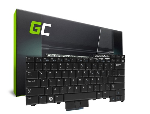 [GCL.KB55USV2] Green Cell ® Keyboard for laptop Dell Latitude E5400