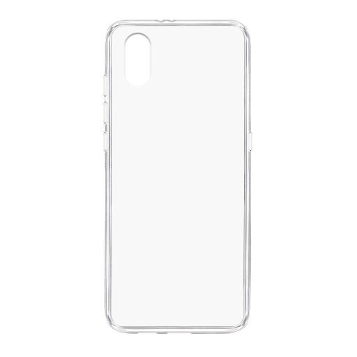 [MSM.F92062] Futrola ULTRA TANKI PROTECT silikon za Alcatel OT-5002 1B 2020 providna (bela)