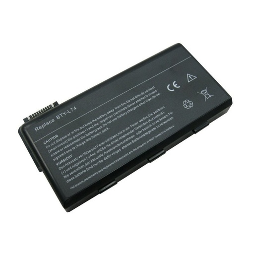 [NRG.BTL74] NRG+ baterija za MSI CR500 CR600 CR700 CX500 CX600 CX700 BTY-L74