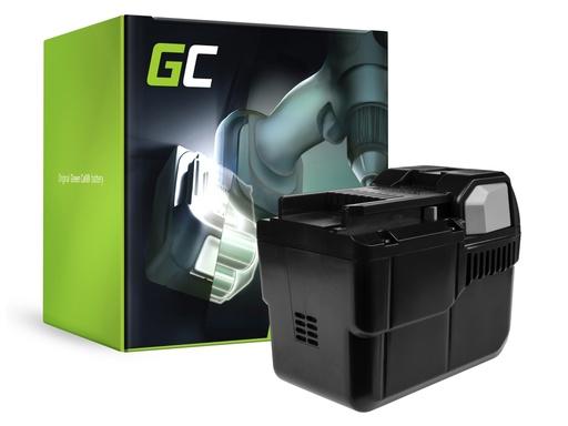[GCL.PT215] ZELENA CELIJA Baterija za električni alat BSL 3620 BSL 3626 za Hitachi CG 36DL CS 36DL DH 36DL ML 36DL RB 36DL