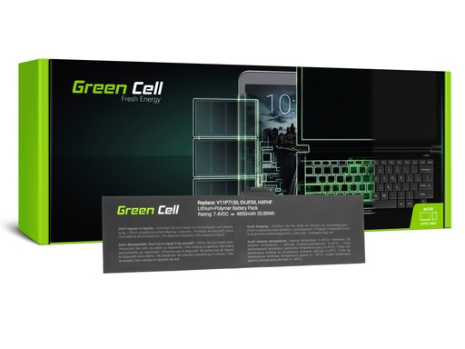 [GCL.TAB45] Green Cell Tabletna baterija HXFHF Dell Venue 11 Pro 7000 7130 7139