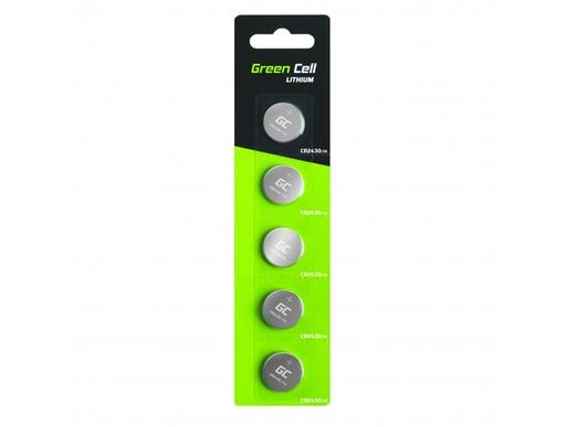 [GCL.XCR06] Blister 5x baterijaLitowa Green Cell CR2430 3V 290mAh