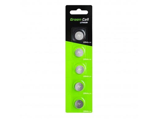 [GCL.XCR07] Blister 5x baterija Green Cell LR44 1,5V