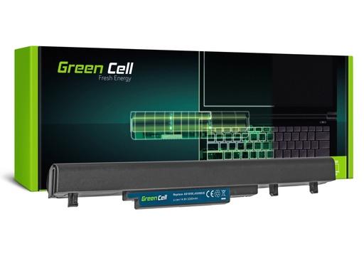 [GCL.AC53] ZELENA ĆELIJA Baterija za Acer TravelMate 8372 8372G 8372Z 8481 8481G / 14,4V 2200mAh