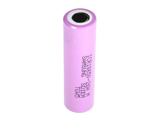 [GCL.CE01] Link Li-Ion Samsung ICR18650-26H 2600mAh