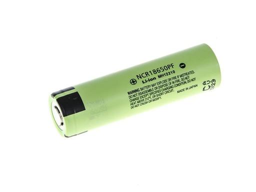 [GCL.CE02] Li-Ion Panasonic ćelija 18650 NCR18650PF 2900mAh