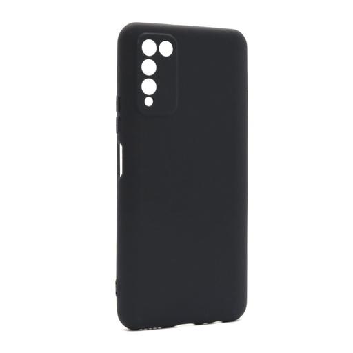 [MSM.F93117] Futrola ULTRA TANKI KOLOR za Huawei Honor 10X Lite crna