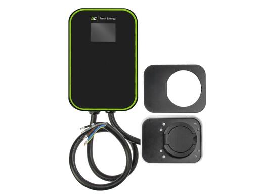 [GCL.EV15RFID] Wallbox GC EV PowerBox 22kW punjač sa utičnicom tipa 2 za punjenje električnih automobila i plug-in hibrida