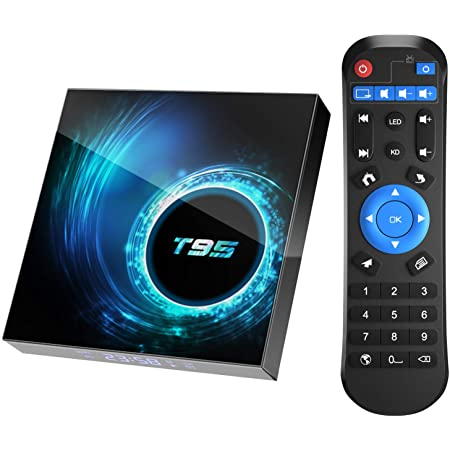 T95 Allwinner H616 Android 10 TV box ( 2.4G & 5G dual WiFi )