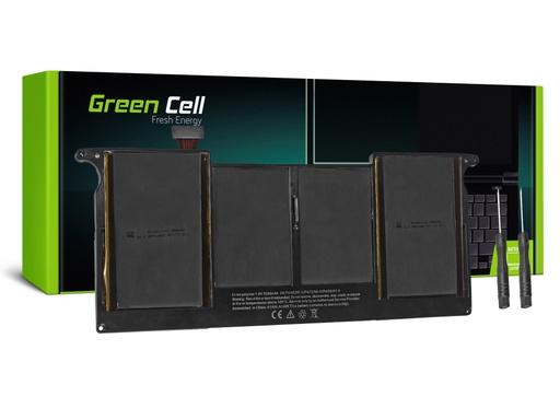 [GCL.AP11] ZELENA ĆELIJA Baterija za Apple Macbook Air 11 A1370 A1465 (sredina 2011. - 2013., početak 2014. - 2015.) / 7,6V 5000mAh