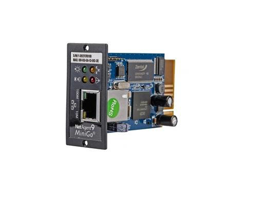 [GCL.UPS19] SNMP NetAgent MiniGo DY801 UPS kartica za daljinski upravljač (SNMPv3)